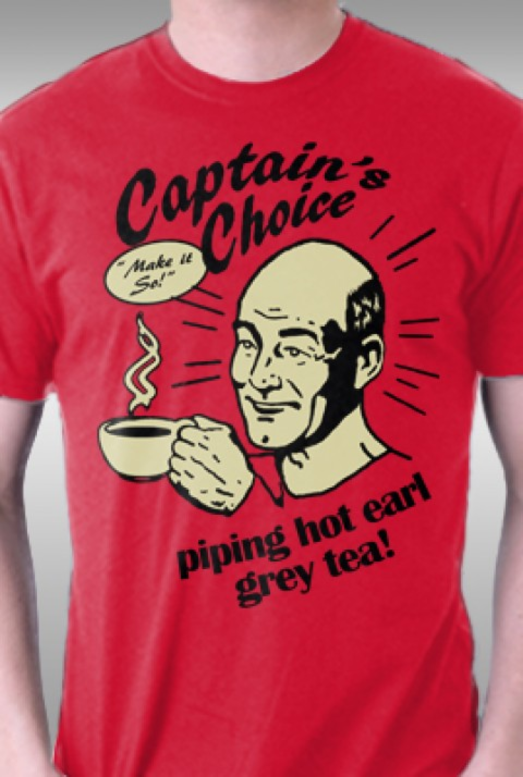 TeeFury: Captain's Choice