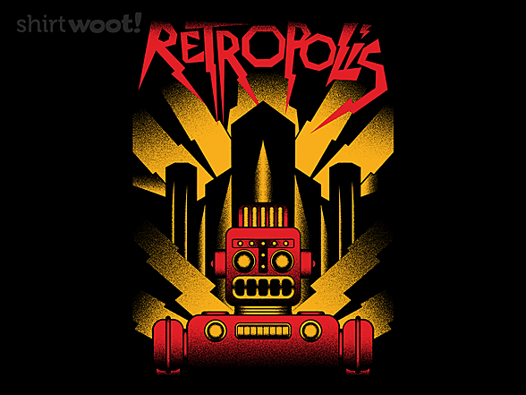 Woot!: Retropolis