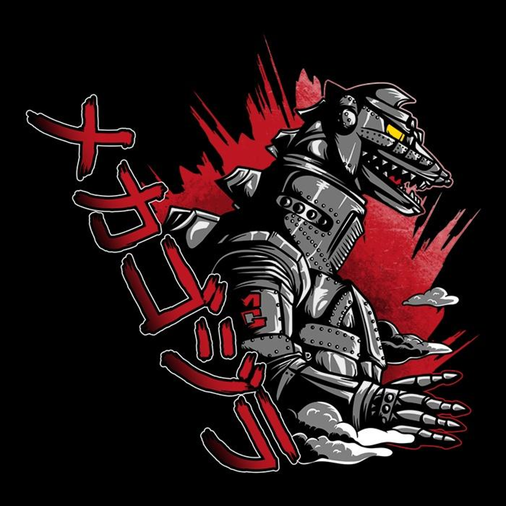 Once Upon a Tee: Mecha Attack