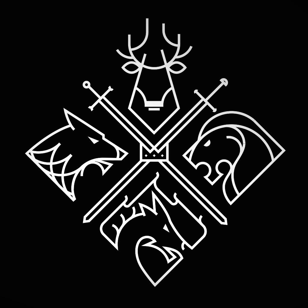 TeeTee: Minimal Thrones