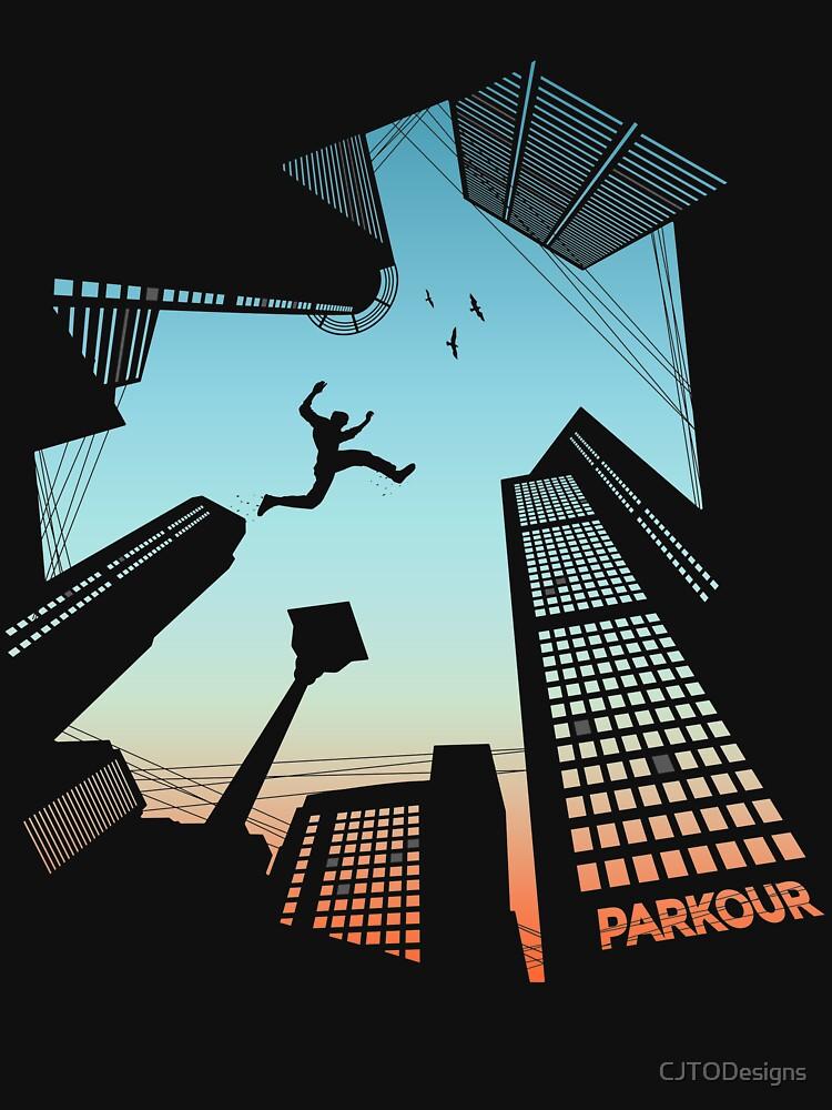 RedBubble: Parkour!