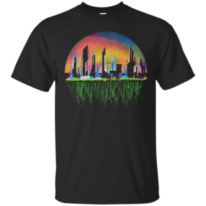 Pop-Up Tee: City of Tomorrow