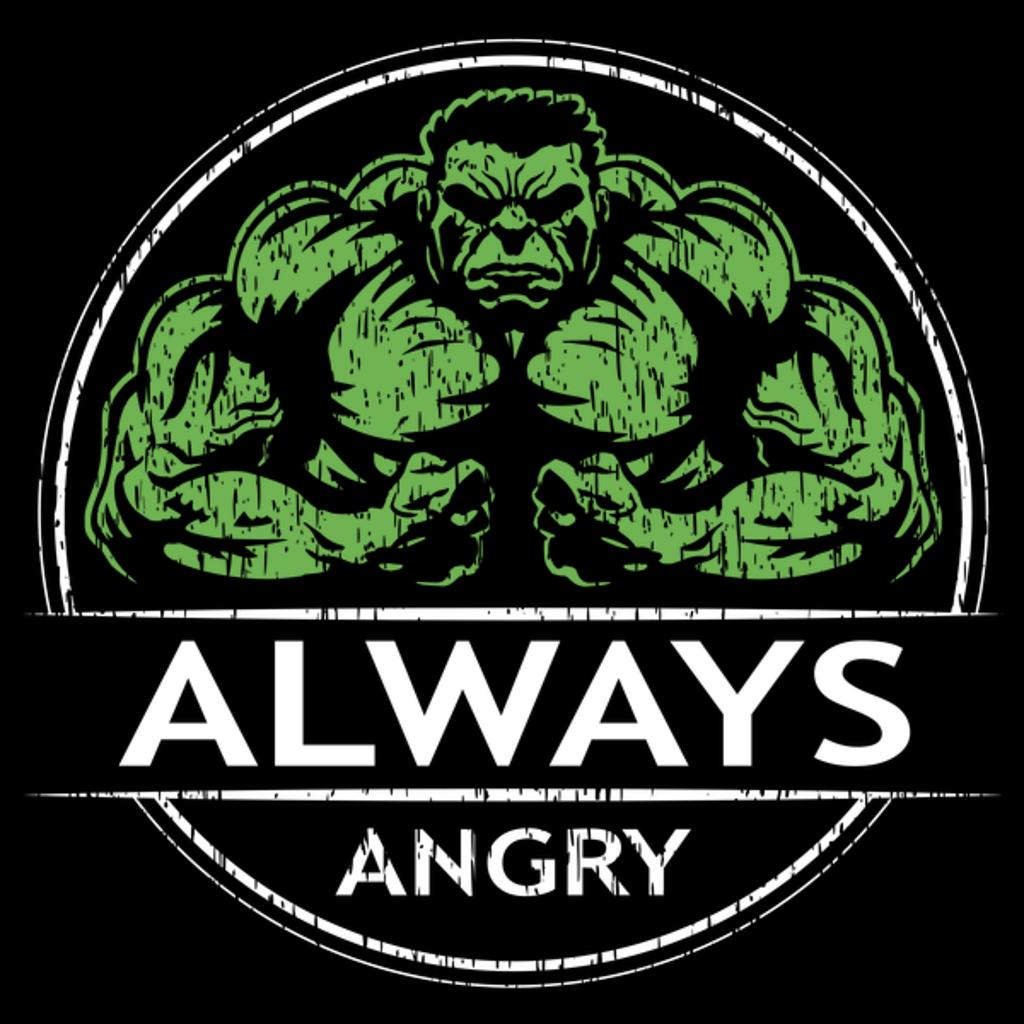 NeatoShop: Always Angry