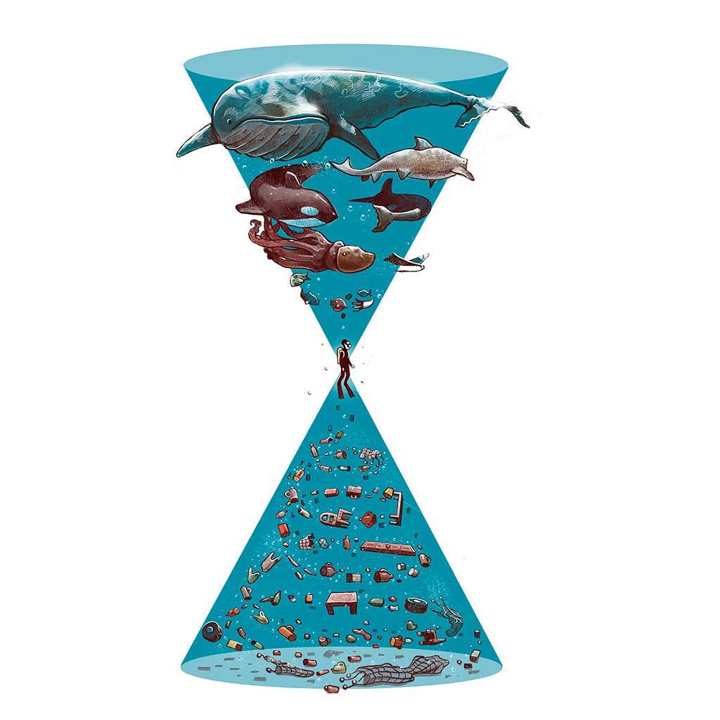TeeTee: Save the oceans