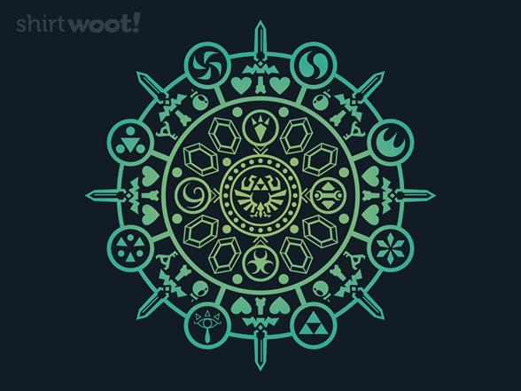 Woot!: Mandala Adventurer