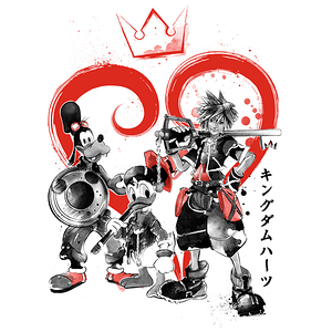 Pampling: Kingdom Sumi-E