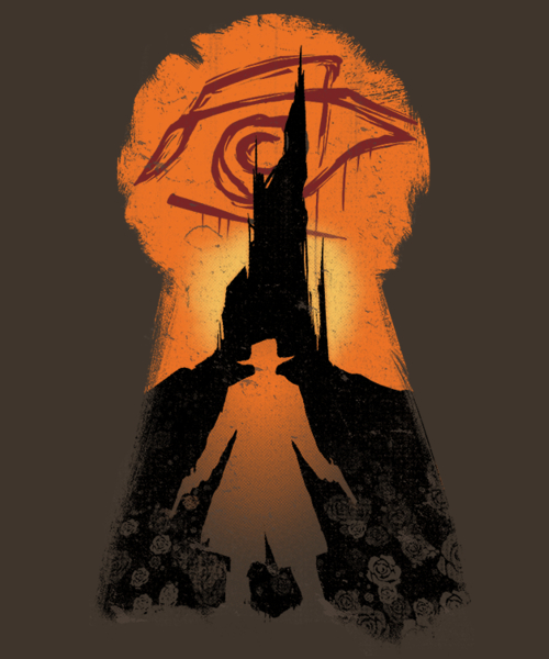 Qwertee: He Followed