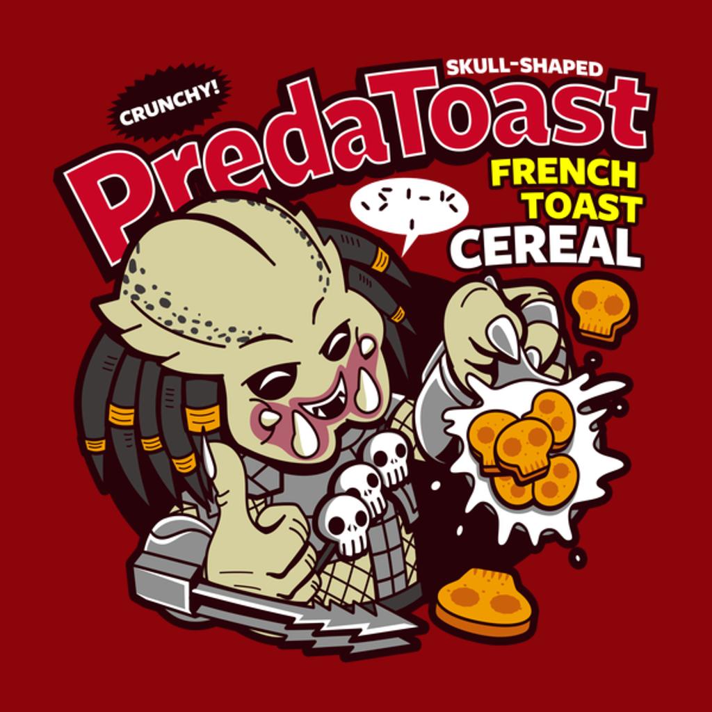 NeatoShop: Predatoast