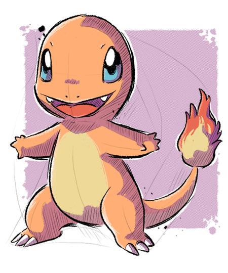 Qwertee: Fire Lizard