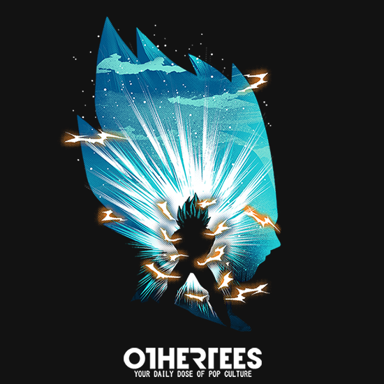 OtherTees: The Prince of the Saiyans