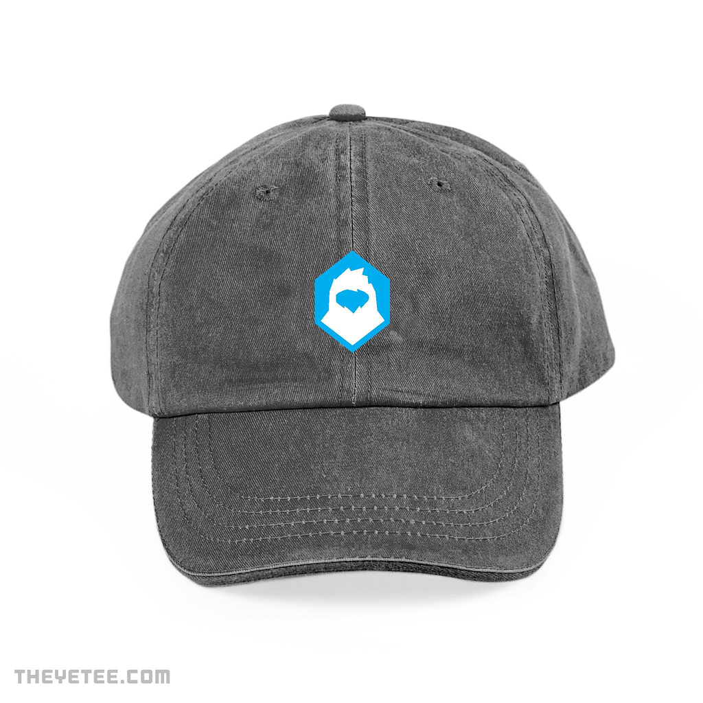 The Yetee: Yetee Logo Cap