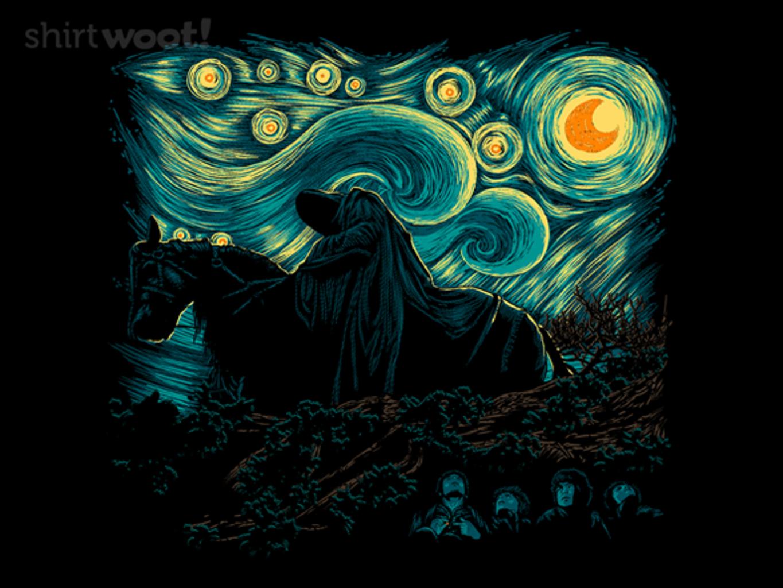 Woot!: Nightfall in Middle Earth