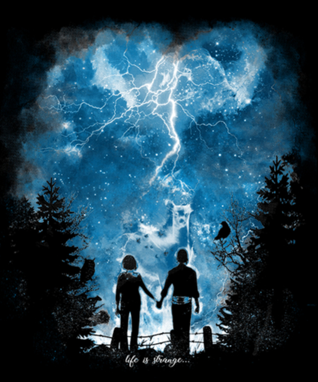 Qwertee: The storm of life