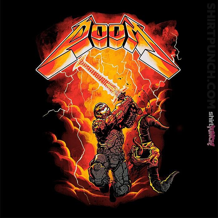 ShirtPunch: Rip The Lightning