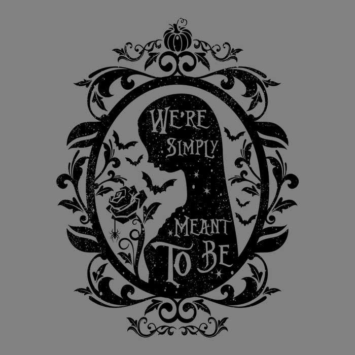 Once Upon a Tee: Meant to Be