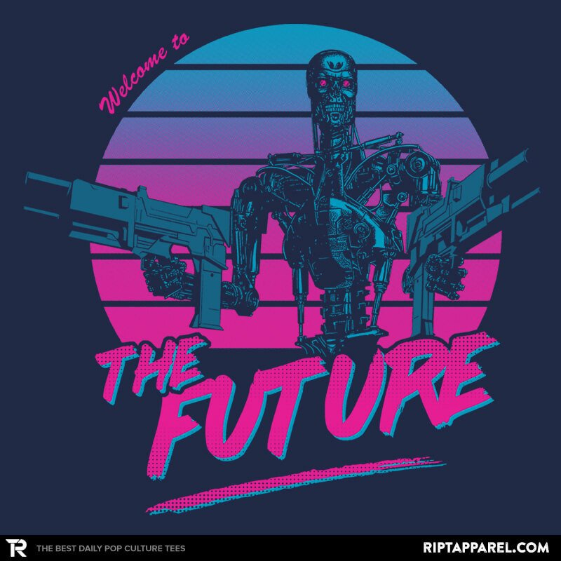 Ript: Welcome to the Future
