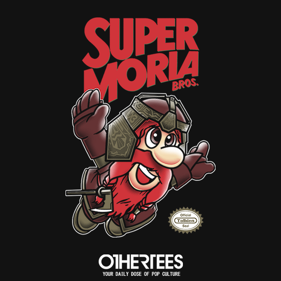 OtherTees: Dwarf Warrior
