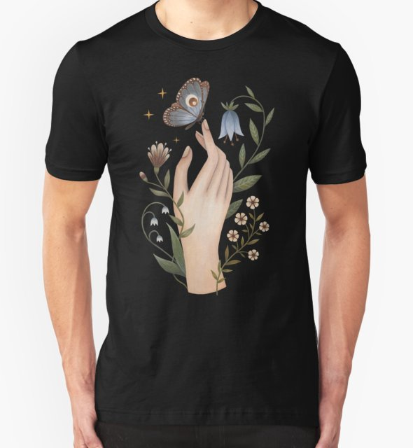 RedBubble: Gentle touch