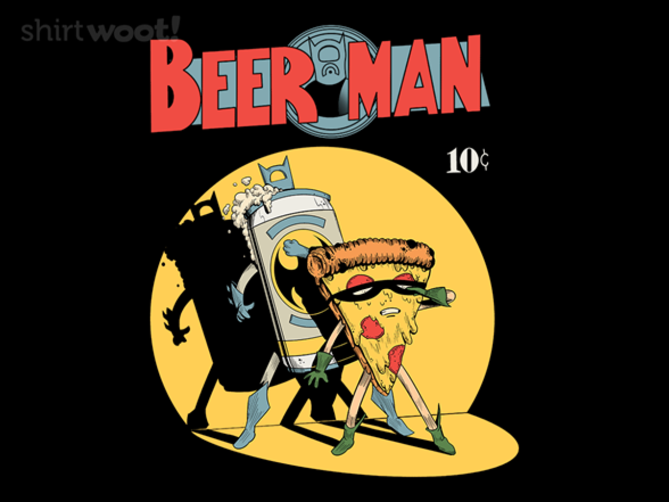 Woot!: Beer Man