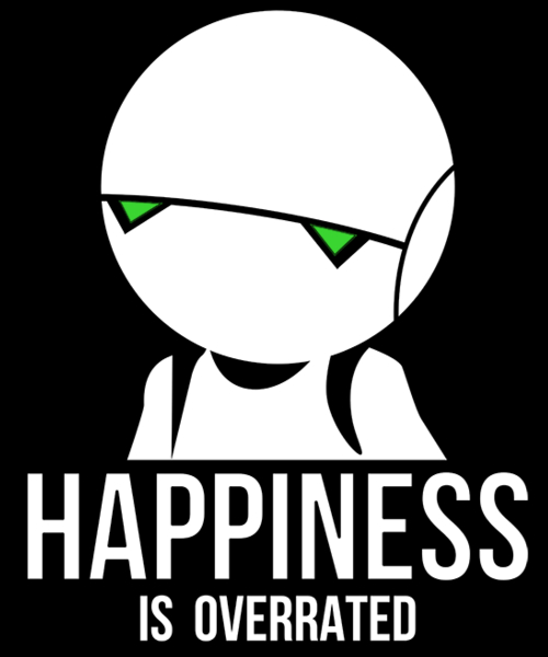 Qwertee: Happiness