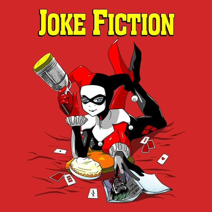 Once Upon a Tee: Joke Fiction