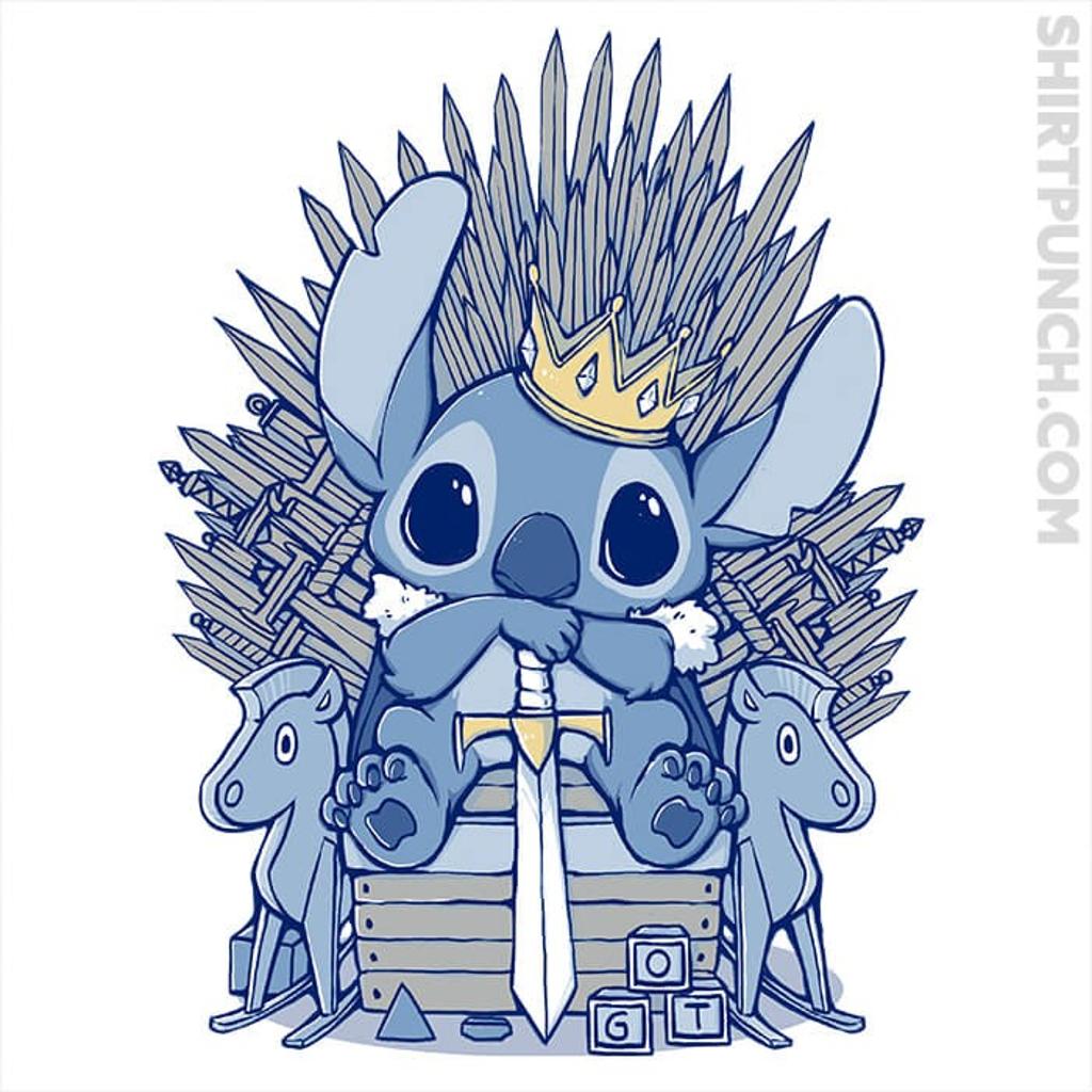 ShirtPunch: The Throne