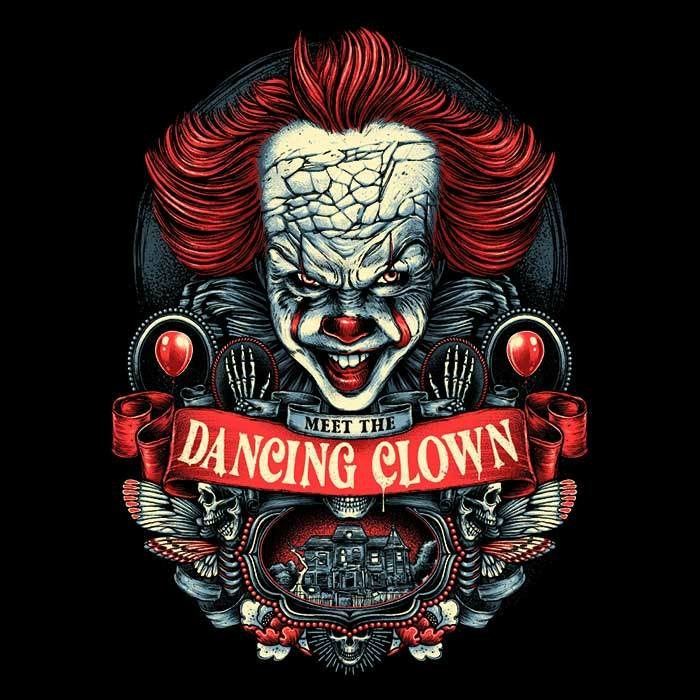 Once Upon a Tee: Meet the Dancing Clown