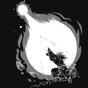 TeeTee: Kamehameha (White Version)
