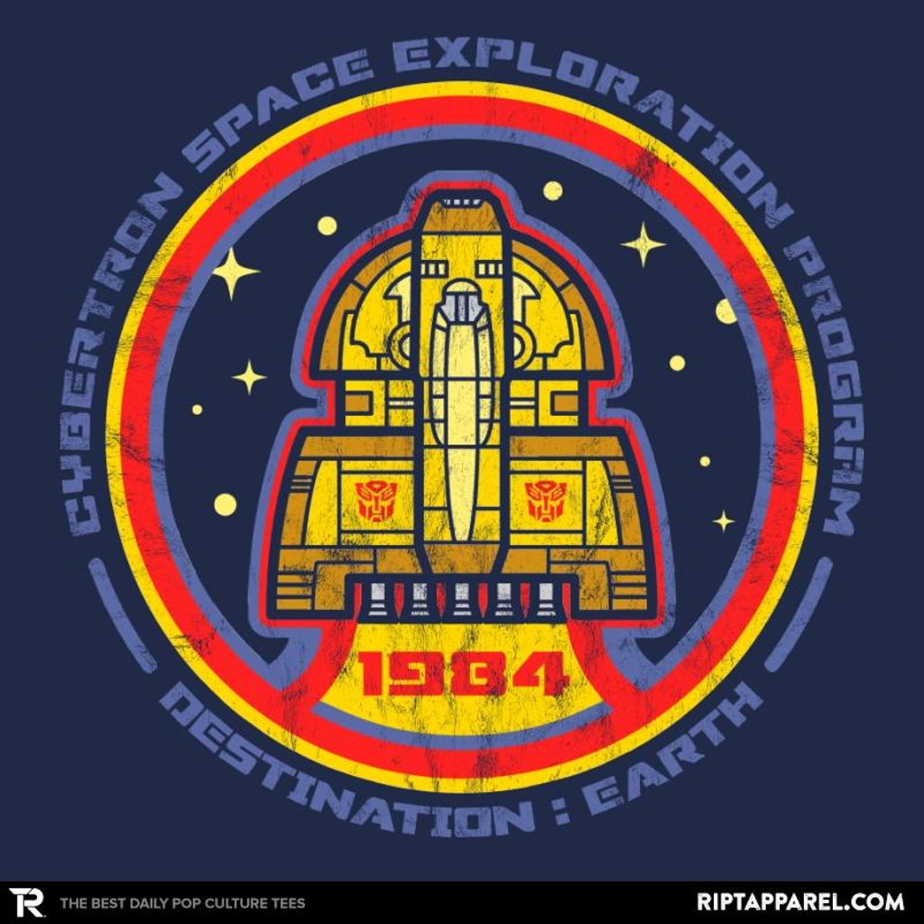 Ript: Space Exploration Program