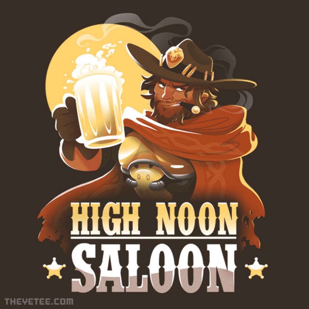 The Yetee: High Noon Saloon