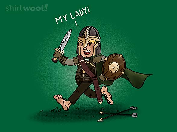 Woot!: My Lady