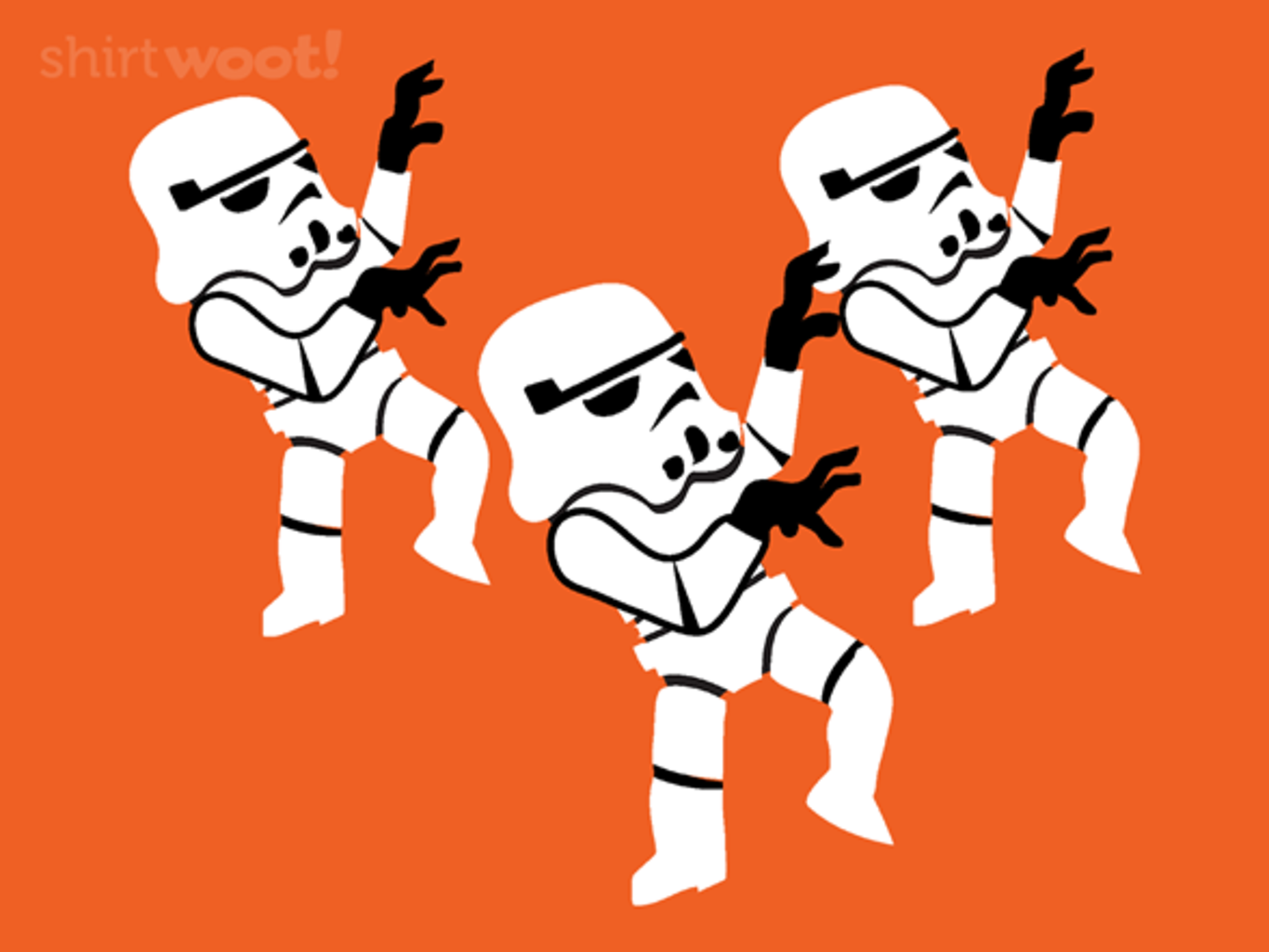 Woot!: Thriller Troopers