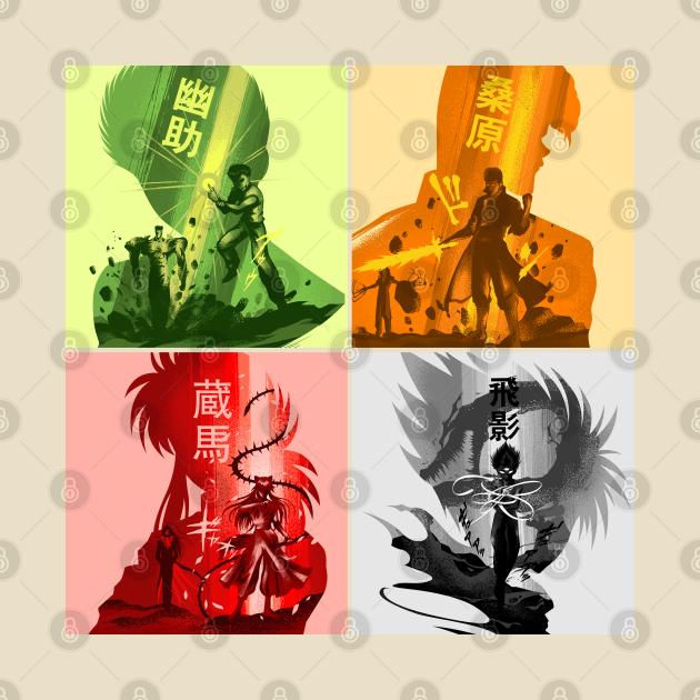 TeePublic: Ghost Spirit Detective