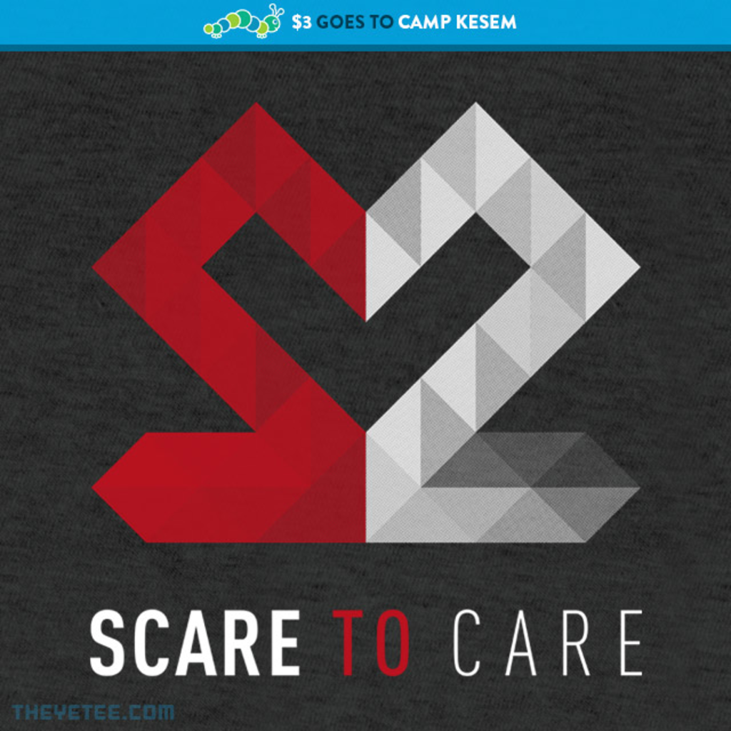 The Yetee: Scare To Care