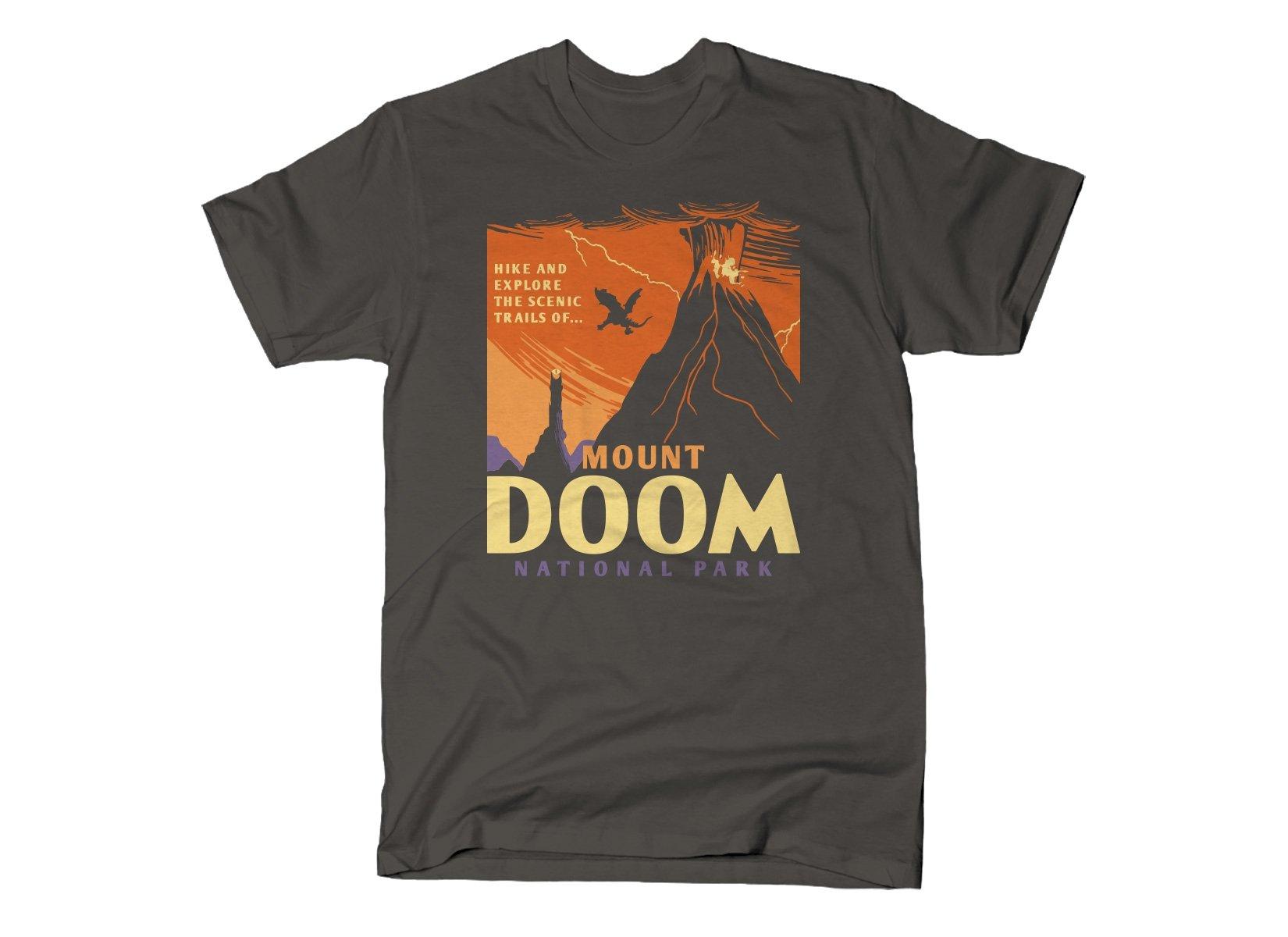 SnorgTees: Mount Doom National Park