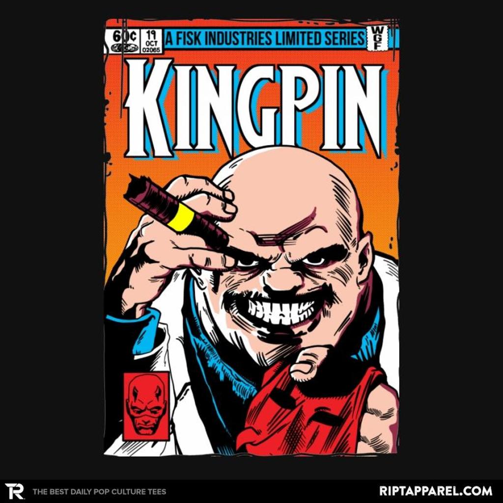 Ript: Kingpin #1
