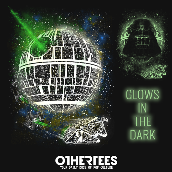 OtherTees: The Dark Side Of The Glow!