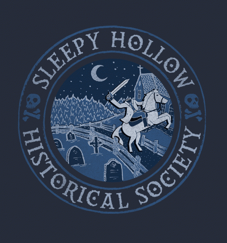 BustedTees: Sleepy Hollow