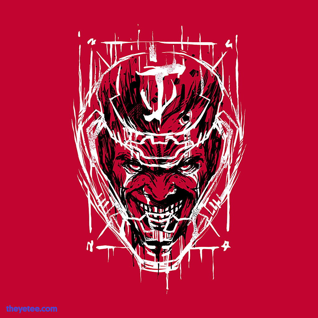 The Yetee: The Only Face They Fear