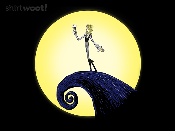 Woot!: Jareth in the Moonlight
