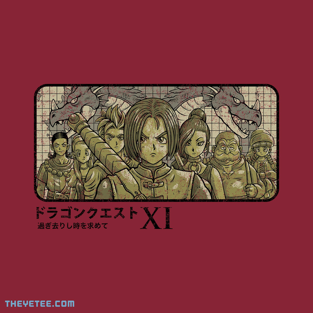 The Yetee: DraQue XI