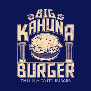 Five Finger Tees: Big Kahuna Burger T-Shirt