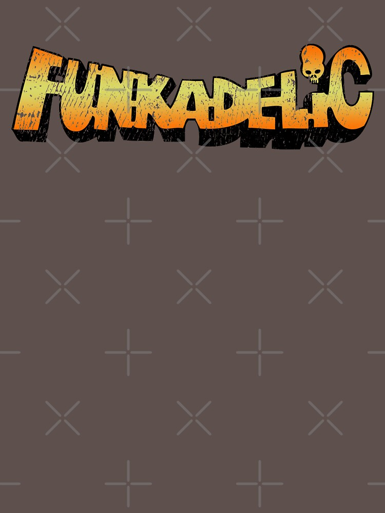 RedBubble: Funkadelic (distressed design)