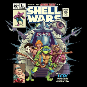 Once Upon a Tee: Shell Wars