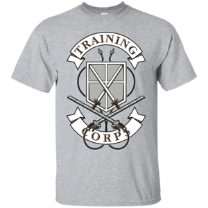 Pop-Up Tee: AoT Training Corps