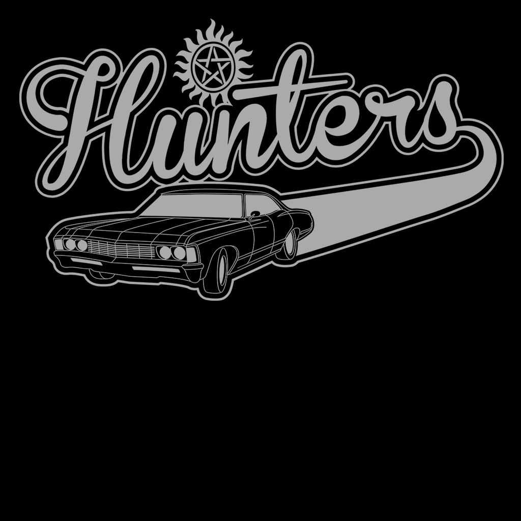 Pop-Up Tee: Hunters