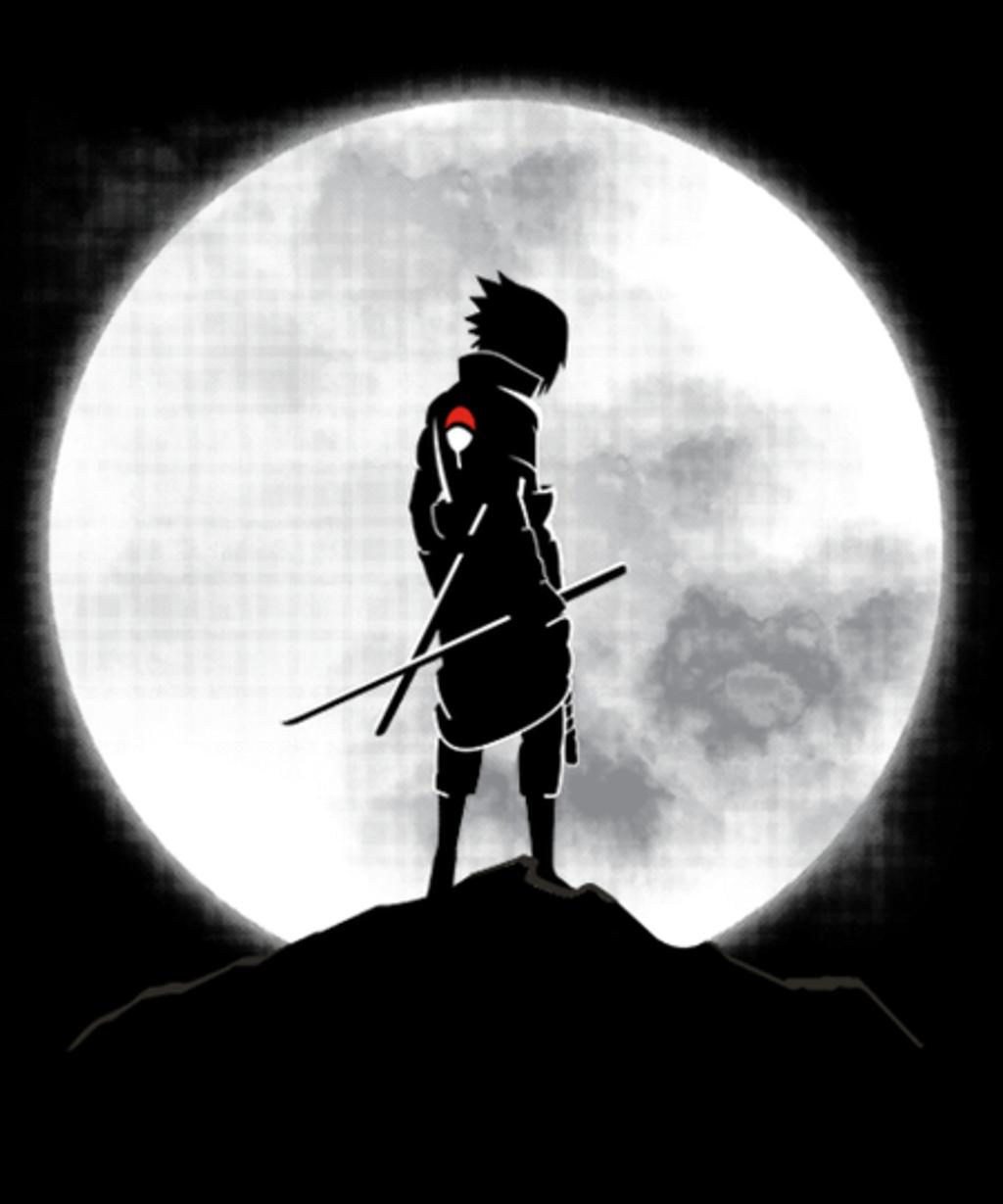 Qwertee: The Avenger