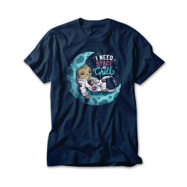 OtherTees: Space to Chill