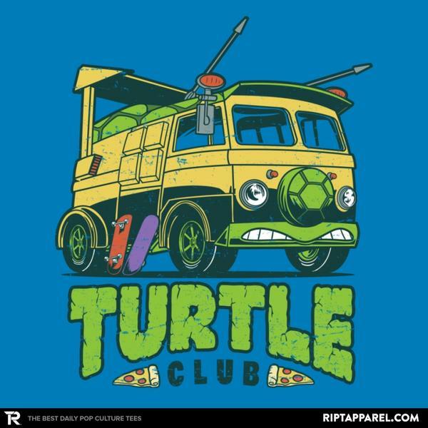 Ript: Turtle Club