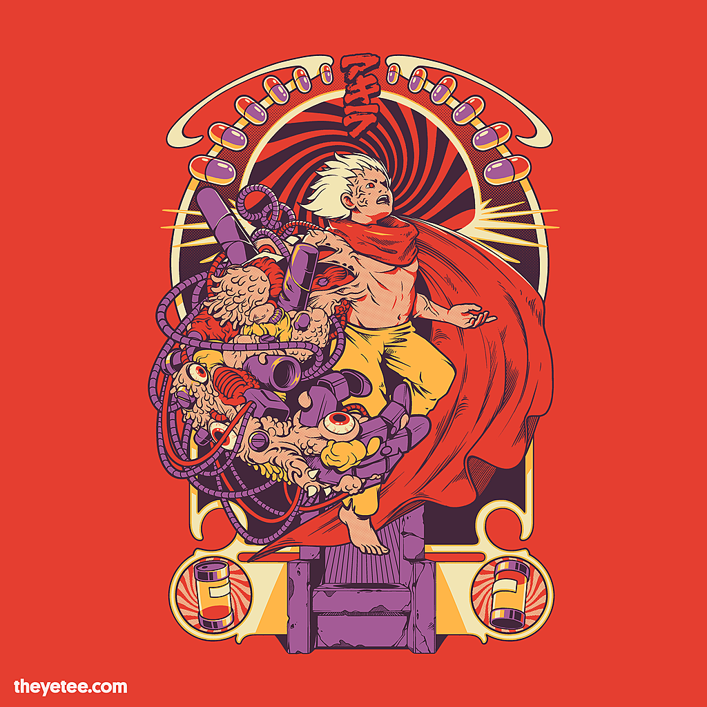 The Yetee: Nouveau Tokyo